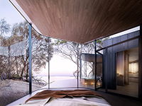 Liminal Architecture Freycinet Lodge Renewal Pod-Thumb