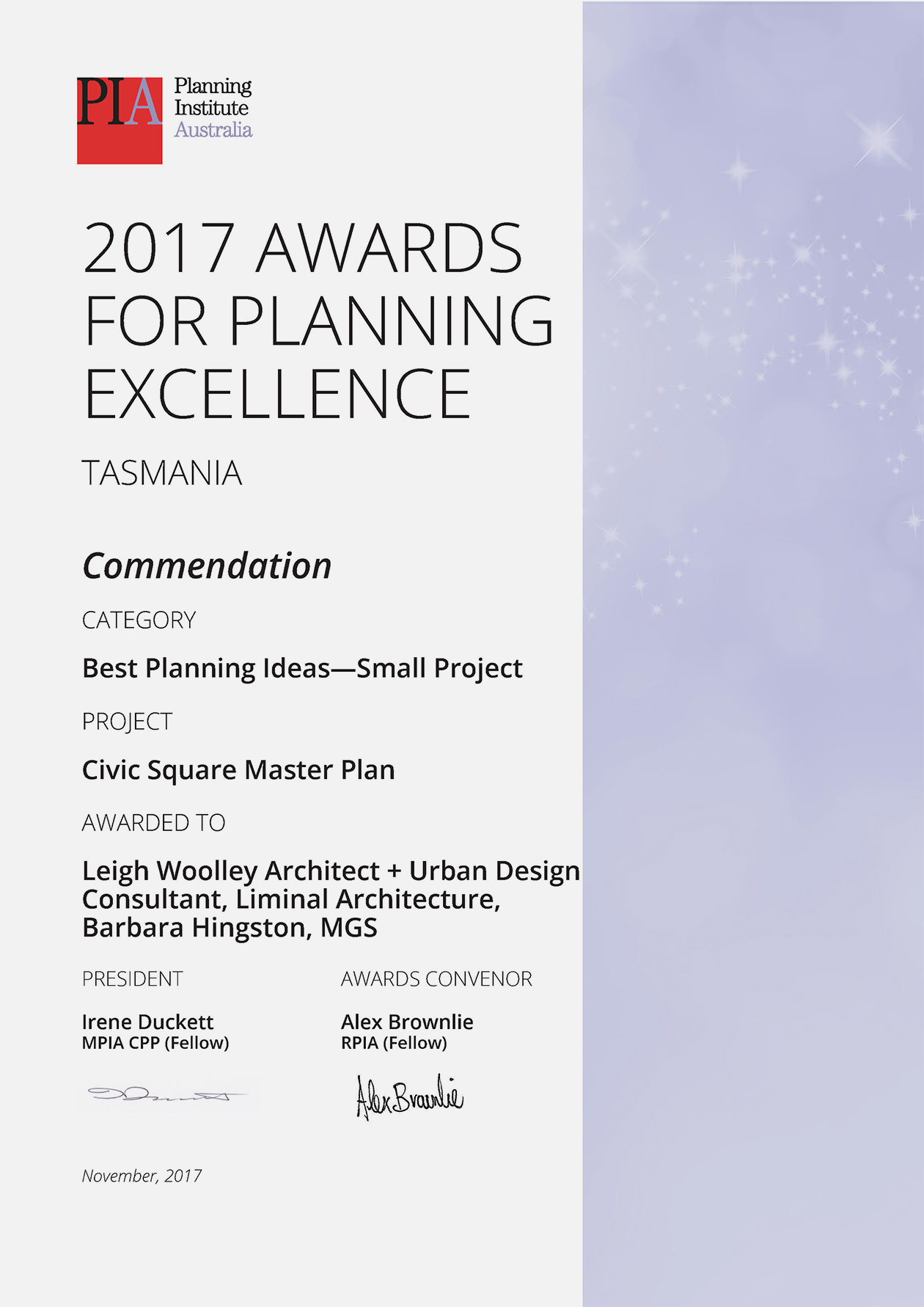 civic-square-master-plan-commendation-pia-awards-2017-tasmania