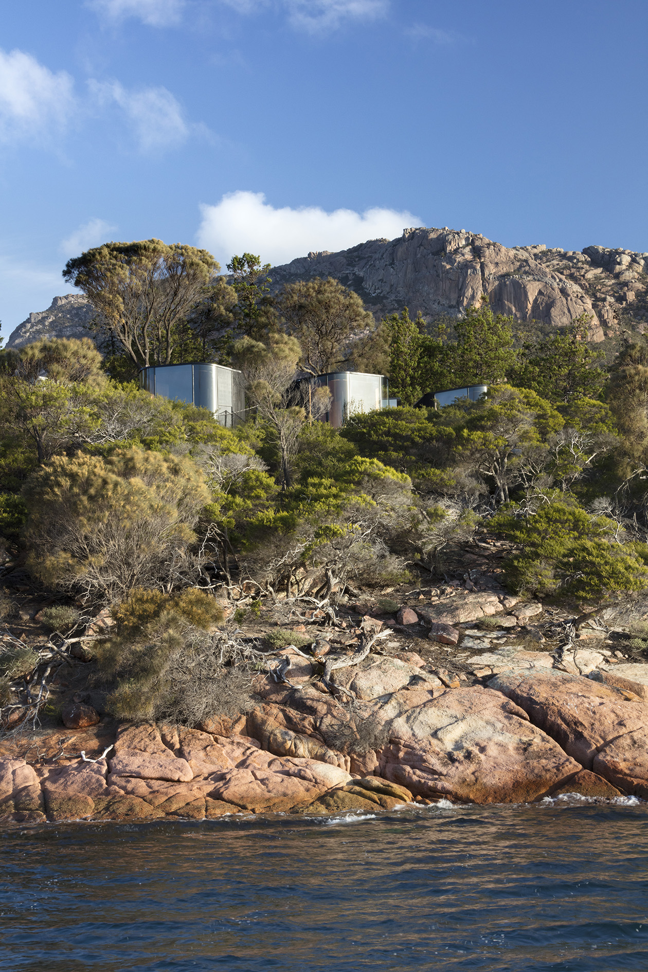 Coastal Pavilions Freycinet Lodge Liminal Architecture