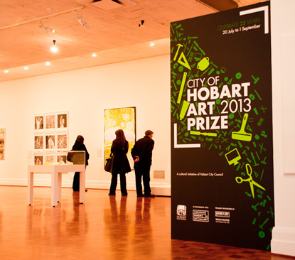 NEWS- Liminal Graphics, City of Hobart Art Prize 2013, Thumbnail Catalogue Gallery