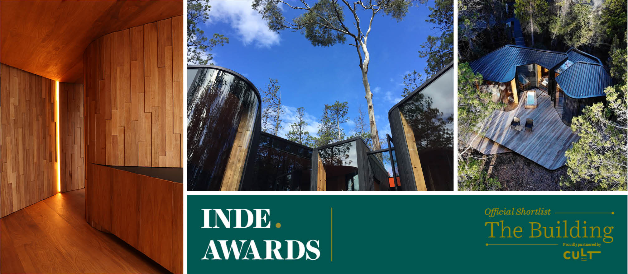 Liminal Architecture finalist INDE Awards