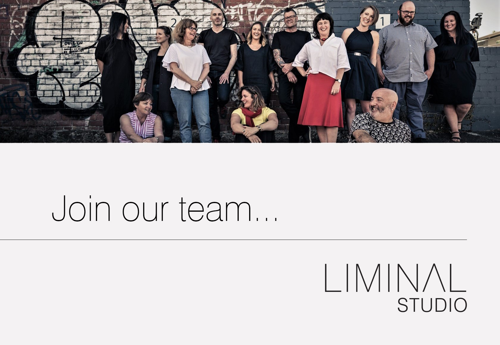 Liminal Studio Join Liminal Team March