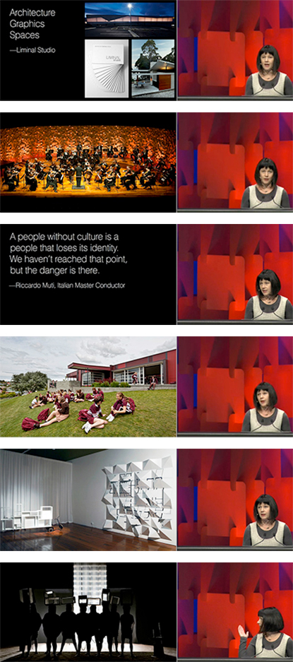 News - Liminal Spaces, agIdeas, combined