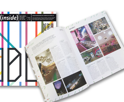 Liminal Spaces InsideInterior Design Review Vol73 2012 Feature