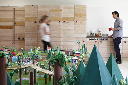 Recognition - Liminal Architecture, Geeveston Child and Family Centre, feature02